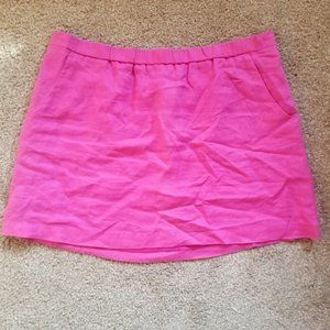 Crown and Ivy Purple/ Pink Mini Skirt